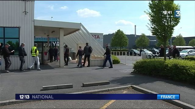 Présidentielle : l'indécision des salariés de l'usine Toyota d'Onnaing pour le second tour