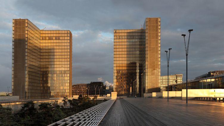 La Bibliothèque nationale de France, François Mitterrand  (Manuel Cohen / MCOHEN)