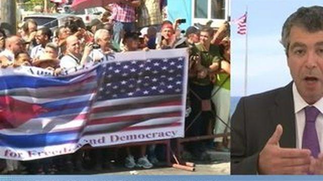 Cuba : la population attend la levée de l'embargo américain