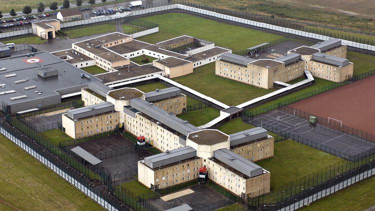 15/11/2012 - Centre de détention deChâteaudun(Eure-et-Loir) ( MAXPPP)