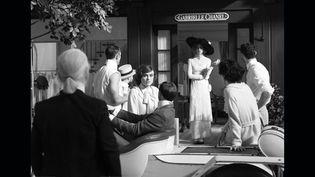 """Le court métrage """"Once Upon a Time"""" signé Karl Lagerfeld et consacré à Gabrielle Chanel  (Olivier Saillant)"""