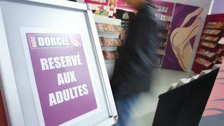 Une grande surface réservée à l'érotisme ouverte par Marc Dorcel à Nantes (photo d'illustration). (BERTRAND BECHARD / MAXPPP)