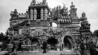 Le Palais Idéal du Facteur Cheval, un rêve éveillé  (Coll Palais Idéal - DR/Mémoires de la Drôme)