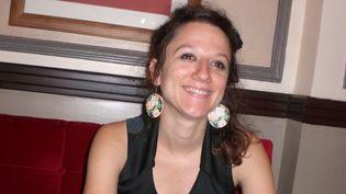 Leïla Martial à Paris le 21 juin 2012  (Annie Yanbékian)