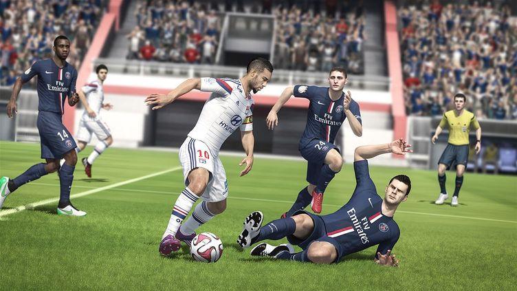 """Le jeu """"Fifa 16"""" est sorti le 24 septembre 2015 sur consoles et PC. (ELECTRONIC ARTS)"""