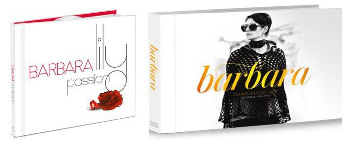 """L'album studio inédit """"Lily Passion"""" et l'intégrale """"Comme un soleil noir 1955-1996"""""""