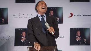 """Julio Iglesias : """"Mexico"""" est ultime album  (Christian Palma/AP/SIPA)"""