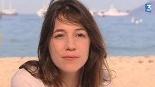 """Interview de Charlotte Gainsbourg sur son rôle dans """"Antichrist"""" de Lars Von Trier  (Culturebox)"""