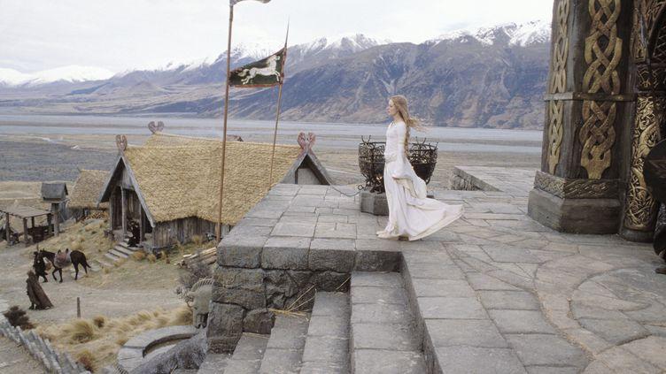 Une scène du film Le Seigneur des anneaux : Les Deux tours, réalisé par Peter Jackson en 2002. (NEW LINE CINEMA / WINGNUT FILMS / COLLECTION CHRISTOPHEL VIA AFP)