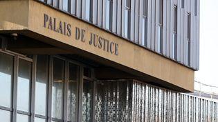 Le palais de justice de Douai (Pas-de-Calais), le 7 septembre 2020. (MAXPPP)
