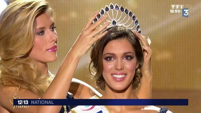 Miss France : miss Nord-Pas-de-Calais remporte la couronne
