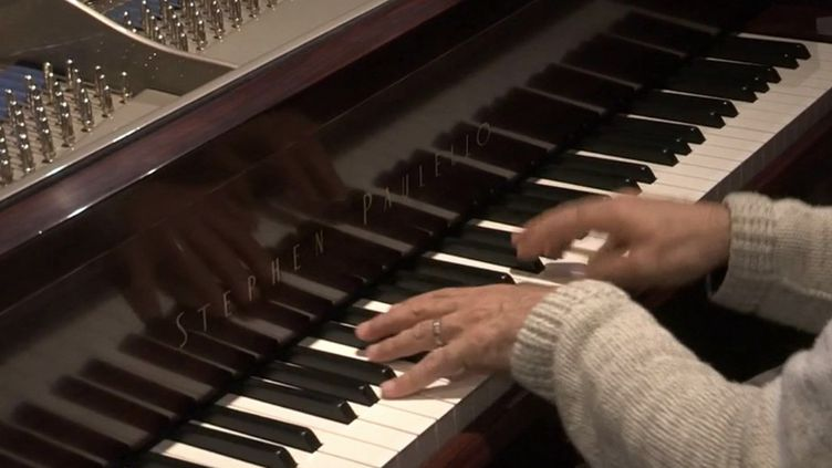Chronique culture : du piano à deux et quatre mains (FRANCEINFO)
