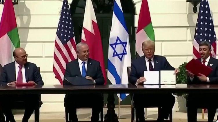 Moyen-Orient : une année de contrastes (FRANCE 2)