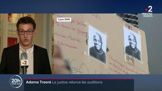 La justice va auditionner deux nouveaux témoins dans l'affaire Adama Traoré