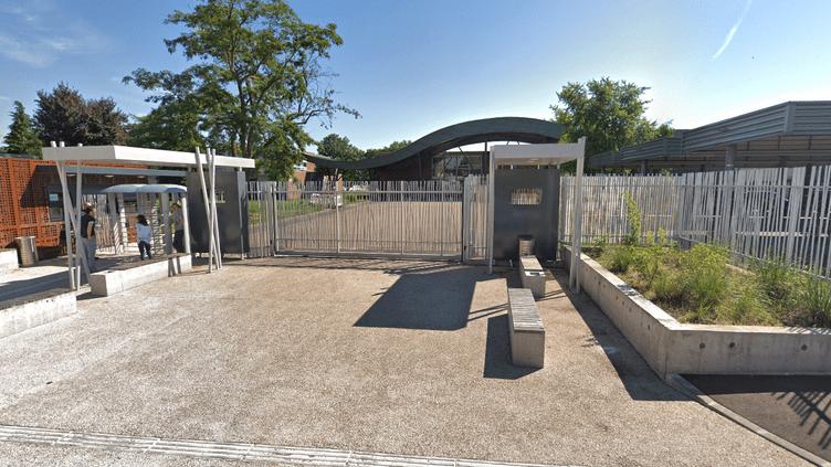 Le lycéeEdouard-Branly, à Créteil (Val-de-Marne), où s'est déroulée la scène, le 17 octobre 2018. (GOOGLE MAPS)