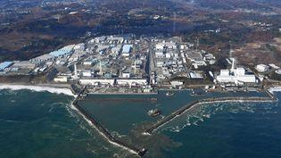 Le site de Fukushima, ici le 22 novembre 2016,où le travail de démantèlement est en cours, après la catastrophe nucléaire de 2011 (MAXPPP)
