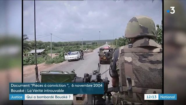 Justice : le procès du bombardement de Bouaké en Côte d'Ivoire s'est ouvert à Paris