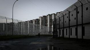 La prison de Fleury-Mérogis,en Essonne. (PHILIPPE LOPEZ / AFP)