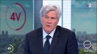 Stéphane Le Foll (PS) (France 2)