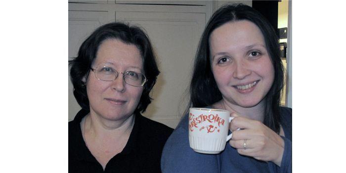 Elena Alexeievna et Tania, sa fille, racontent la Perestroïka  (Laurence Houot-Remy)