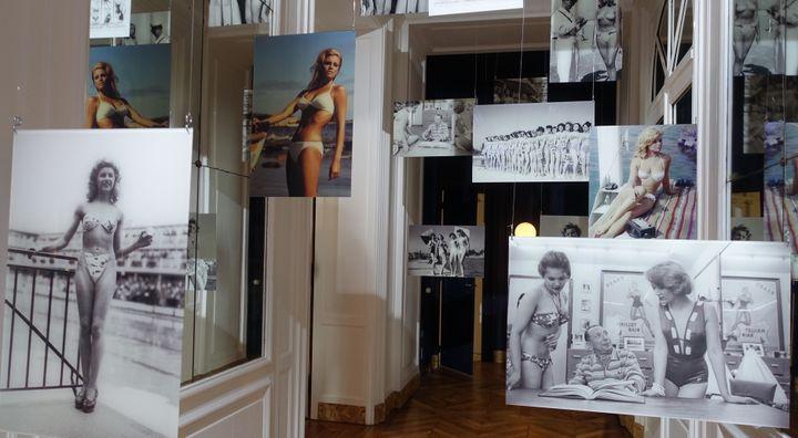 Images d'archives de la collection Réard  (Corinne Jeammet)