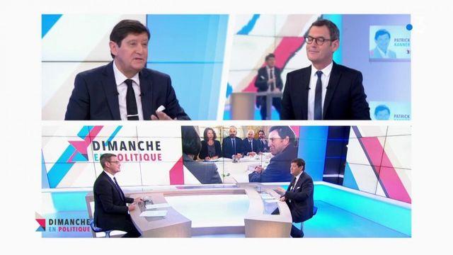 """Réforme des retraites : """"Le gouvernement est en train de tromper les Français"""", assure le sénateur socialiste Patrick Kanner"""