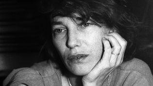 Jane Birkin a prévu de publier ses journaux intimes chez Grasset en 2018.  (jean Ber / Collection Christophel / AFP)
