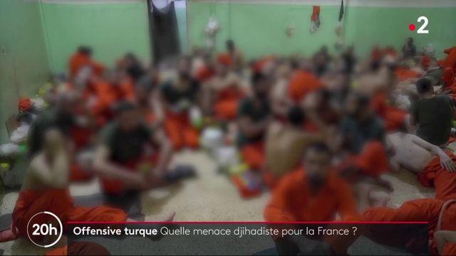 Syrie : des jihadistes prisonniers risquent-ils de disparaitre dans la nature ?