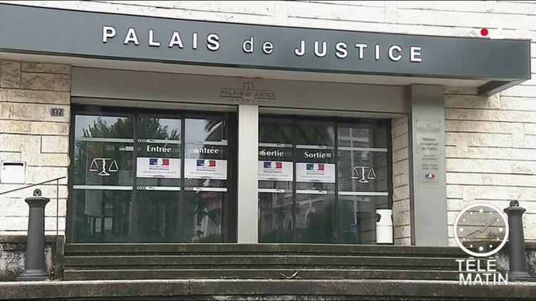 Le palais de justice de Bayonne. (France 2)