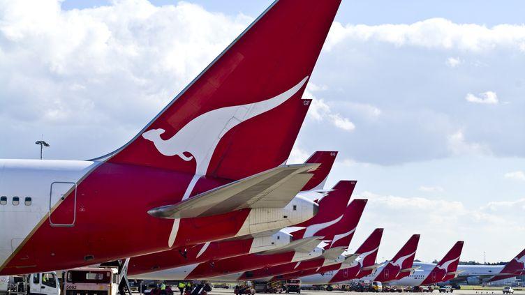 Une pilote d'un avion de la compagnie australienne Qantas a été suspendue pour ivresse, début août 2012. (JASON EDWARDS / NATIONAL GEOGRAPHIC  / GETTY IMAGES)