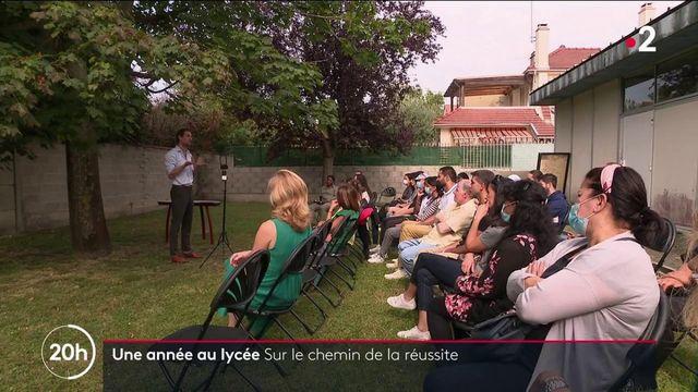 Lycée : un professeur de Drancy veut faire réussir ses élèves en impliquant les parents