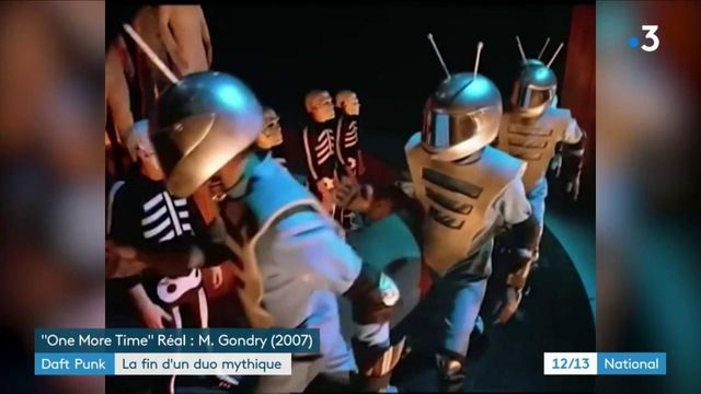 Daft Punk : le crépuscule des idoles de la French Touch