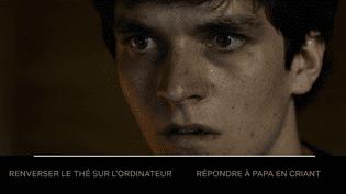 """Dans le nouvel épisode de la série Netflix """"Black Mirror"""", le spectateur doit faire des choix qui déterminent la suite de la narration à la manière des """"Livres dont vous êtes le héros"""".  (Netflix)"""