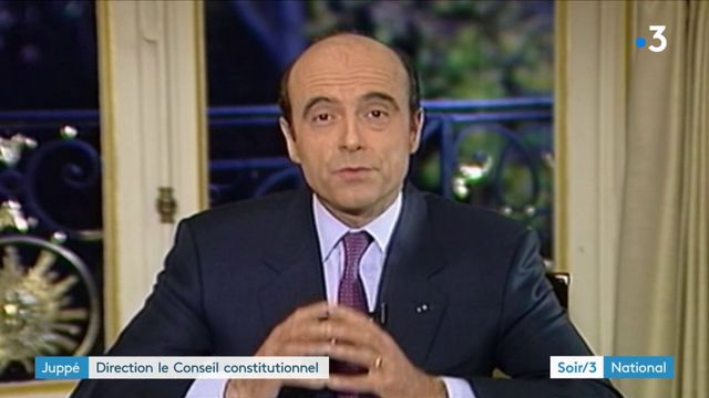 Alain Juppé va prendre sa retraite politique au conseil constitutionnel