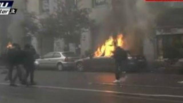 VIDEO. Violents incidents à Milan entre policiers et manifestants anti-Exposition universelle