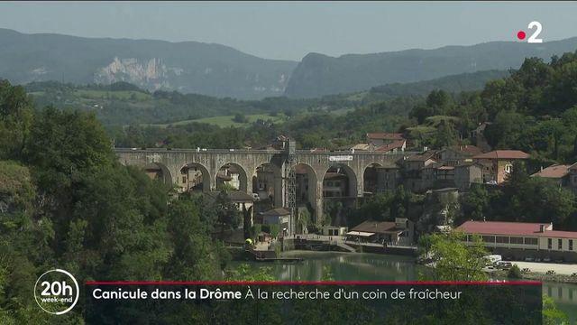 La canicule est de retour dans la Drôme