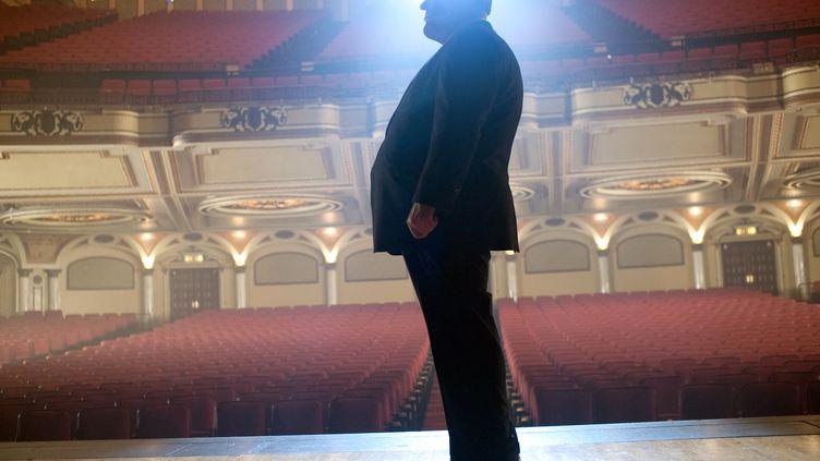 """""""Hitchcock"""", de Sacha Gervasi, avec Anthony Hopkins, en salles le 6 février 2013. (SUZANNE TENNER)"""
