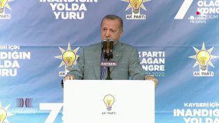 Complément d'enquête. Erdogan : jeu d'influences sur l'islam de France (COMPLÉMENT D'ENQUÊTE/FRANCE 2)