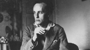 Le peintre polonais Władysław Strzeminski (1893-1952)  (National Digital Archives)