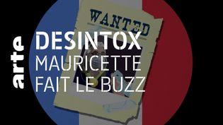 Désintox. Non, Mauricette, la première Française vaccinée contre la Covid-19, n'est pas morte (ARTE/2P2L)