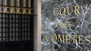 La cour des comptes a rendu son rapport annuel le 8 février 2012. (BERTRAND GUAY / AFP)