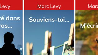 """""""Et si c'était toi ?"""", """"A tout jamais"""", """"Pardonne-moi""""… On a imaginé le prochain livre de Marc Levy (FRANCEINFO)"""