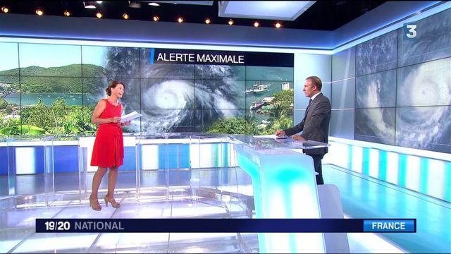 Ouragan Irma : un phénomène rarissime par son intensité