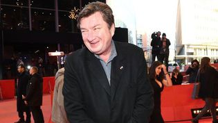 Le réalisateur finlandais Aki Kaurismäki à la Berlinale 2017  (Ekaterina Chesnokova / Sputnik)