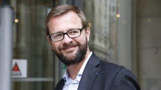 Jérôme Lavrilleux, le 15 juin 2015, à Paris. (THOMAS SAMSON / AFP)