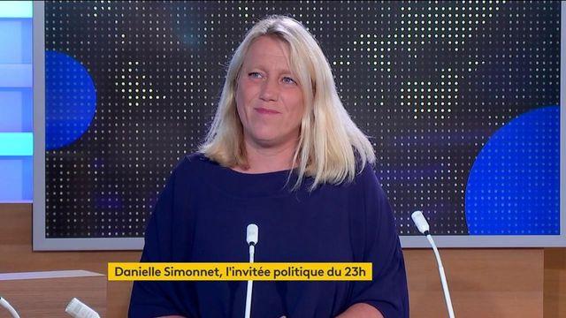 """Covid-19 : """"favorable"""" à la vaccination, la conseillère LFI de Paris Danielle Simonnet soutient ceux qui """"manifestent contre le pass sanitaire"""""""