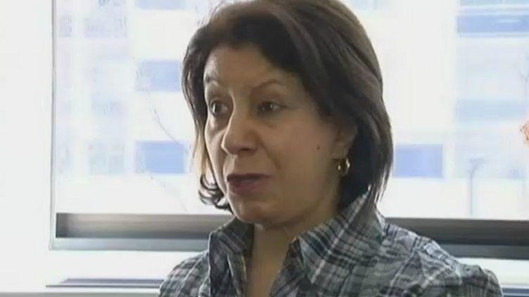 Une Lyonnaise de 56 ans affirme, mercredi 29 février 2012, se souvenir avoir été victime d'un viol en 1973. (FTVI / FRANCE 2)