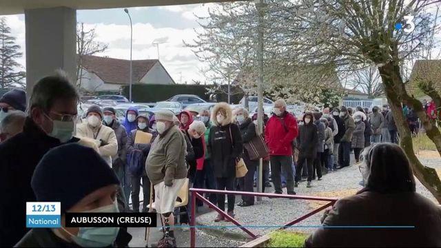 Covid-19 : la France bat son record de vaccinations en une journée