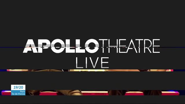 Streamin Apollo theatre