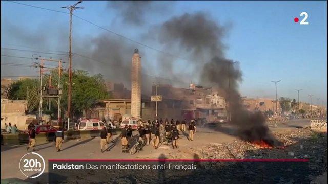Pakistan : multiplication des manifestations anti-Français